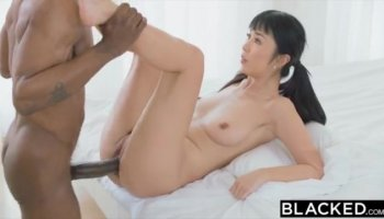 wife jacking off husband